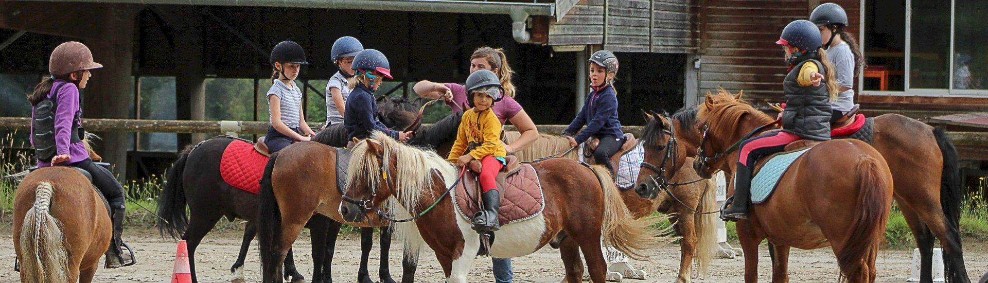 poney club - centre équestre